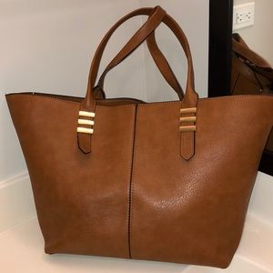 Chestnut large tote from Nordstrom Rack